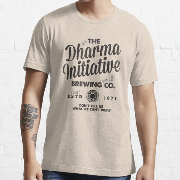 LOST Dharma Initiative Brewing Company Essential T-Shirt