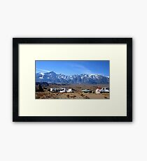 Making A Commercial Framed Print