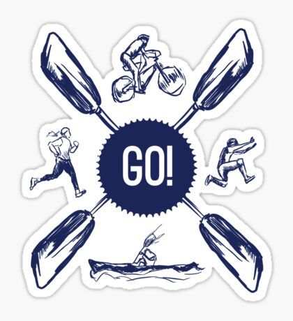 GO! Sticker