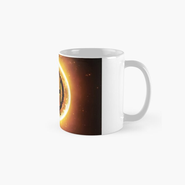 RIVETHEAD fire logo Classic Mug
