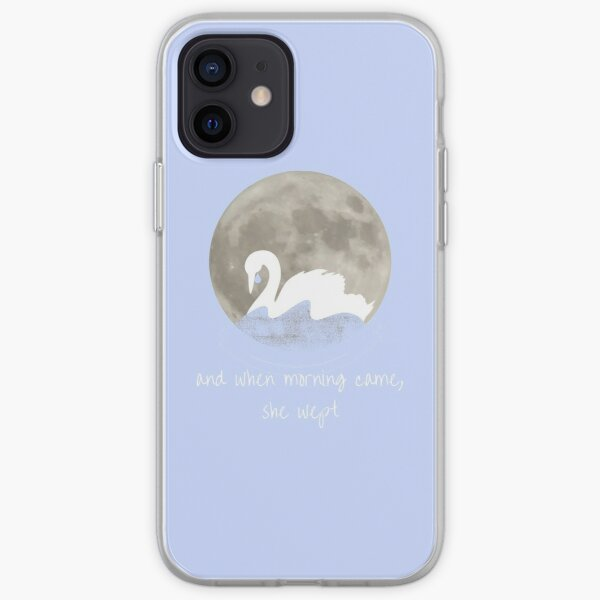and when morning came, she wept iPhone Soft Case