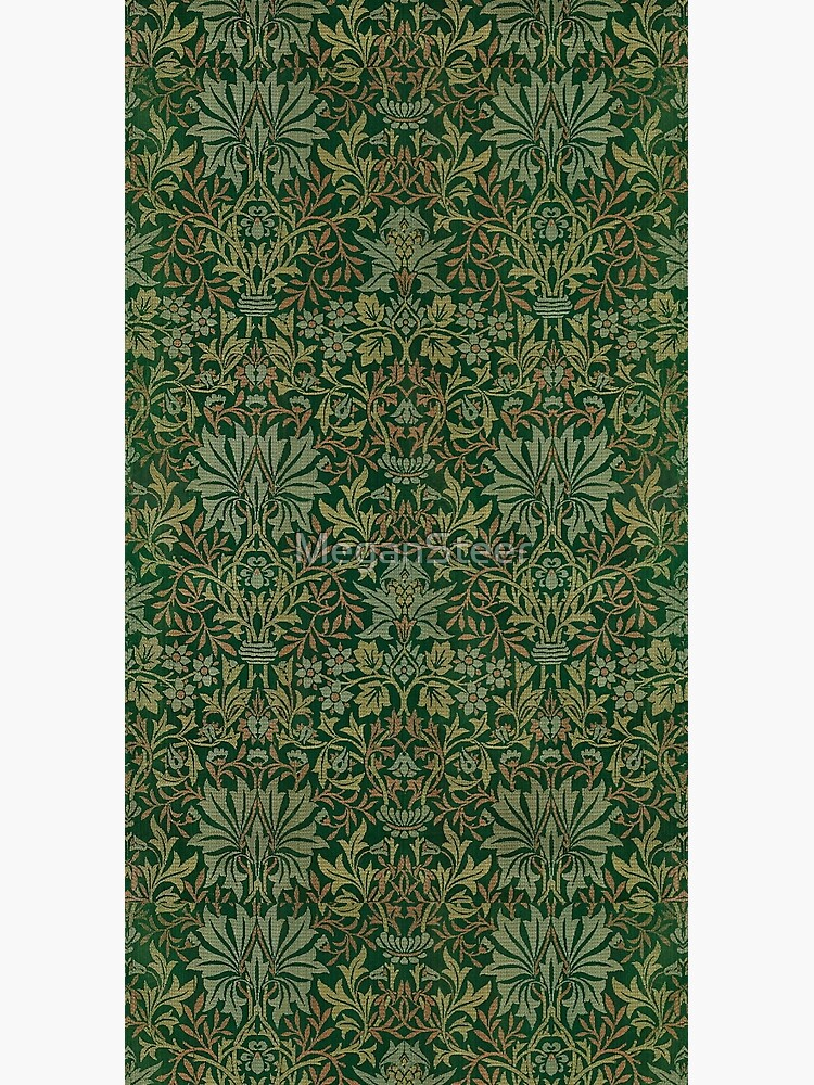 Flower Garden by William Morris, 1879 by MeganSteer