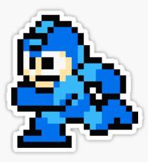 Megaman Sprite Sticker