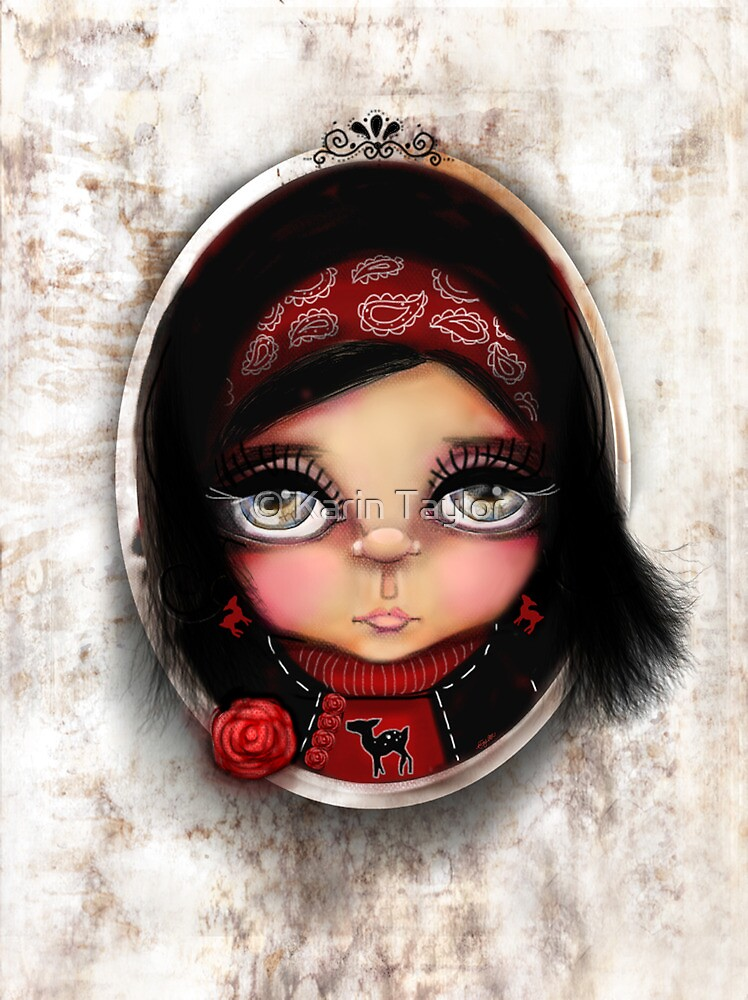 Rose by © Karin Taylor