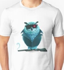 Owl Be Back Unisex T-Shirt