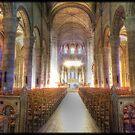 Panoramic of Voeu church  by Michaël Tardif