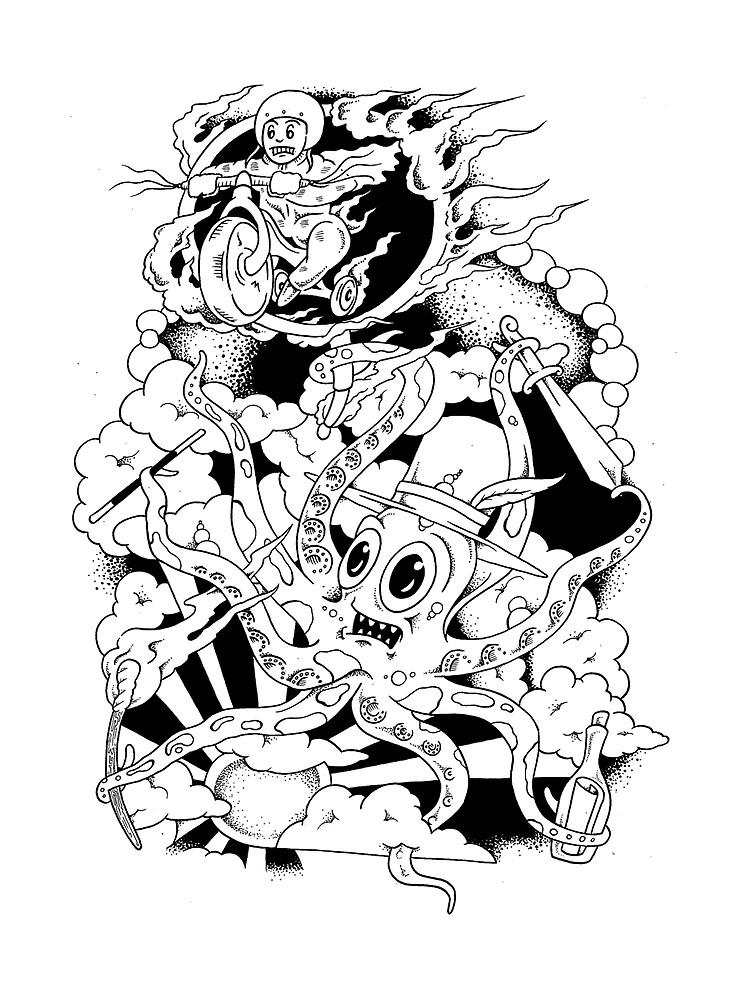 Octotrike by Ben Patterson