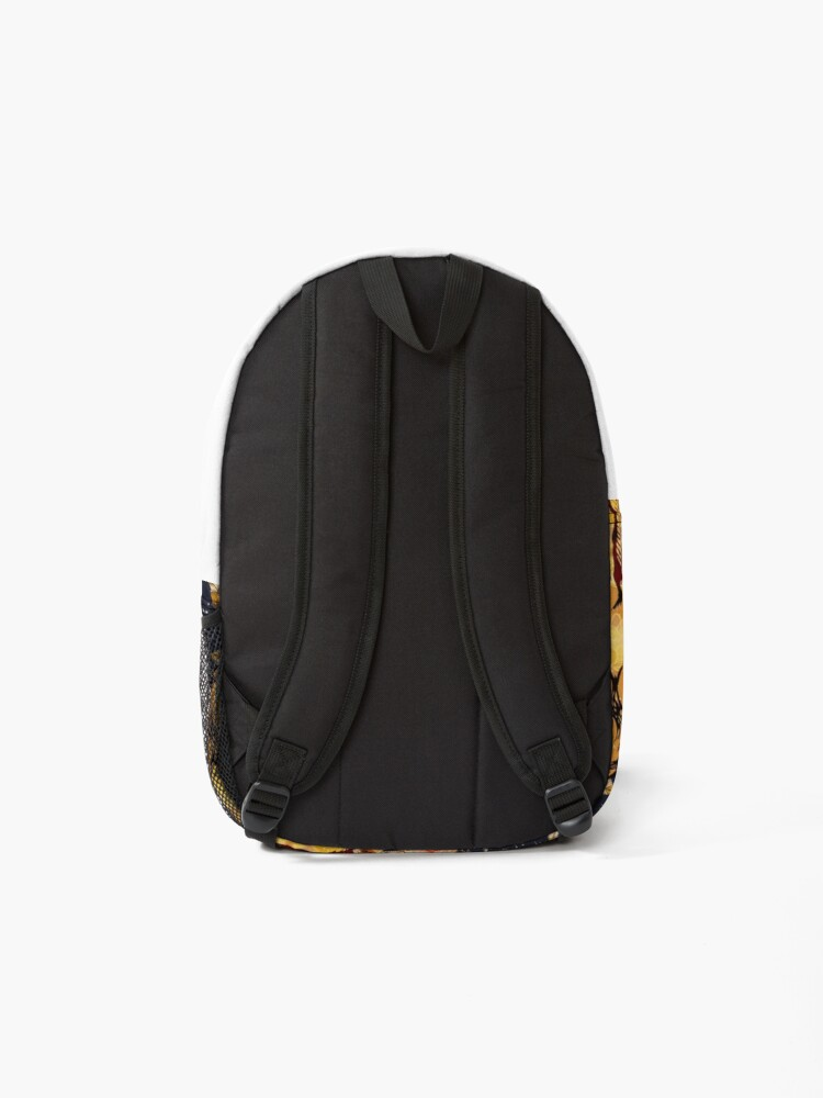 Alternate view of The Winged Lion Backpack