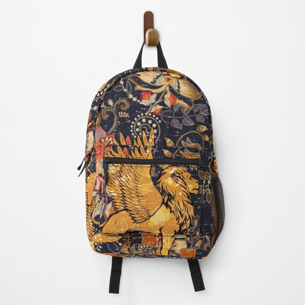 The Winged Lion Backpack