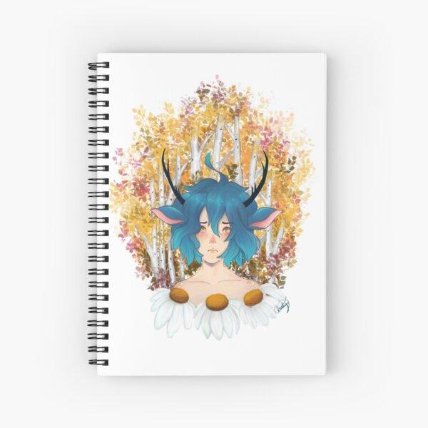 Fear Spiral Notebook
