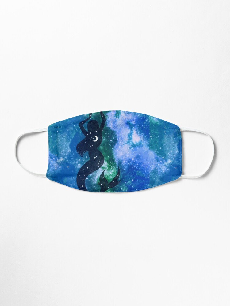 Alternate view of The Cosmic Sea Mask