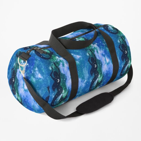 The Cosmic Sea Duffle Bag