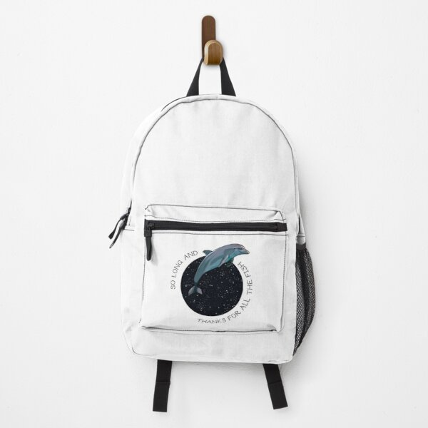 The Hitchhikers Guide to the Galaxy Backpack