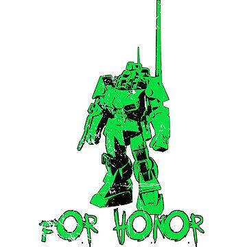 For Honor (US spelling) by bellingk