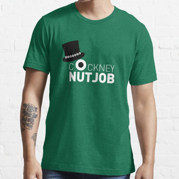 The Hitcher Cockney Nutjob Essential T-Shirt