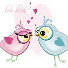 Love Birds by Kat Massard