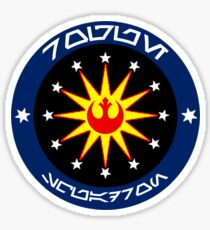 Rogue Squadron - Star Wars Veteran Series Sticker