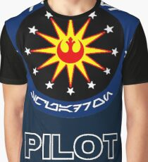 Rogue Squadron - Star Wars Veteran Series Graphic T-Shirt