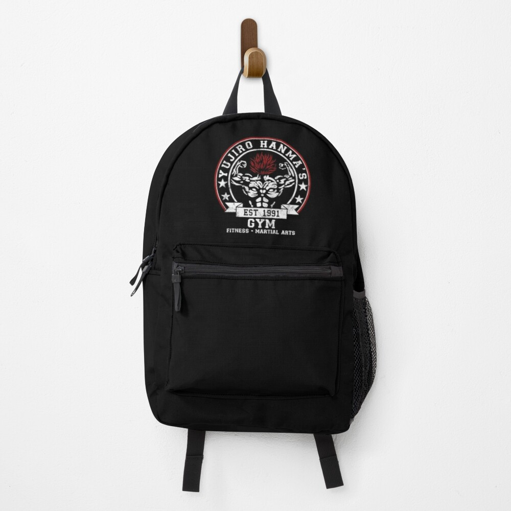 Strongest Gym on Earth Backpack