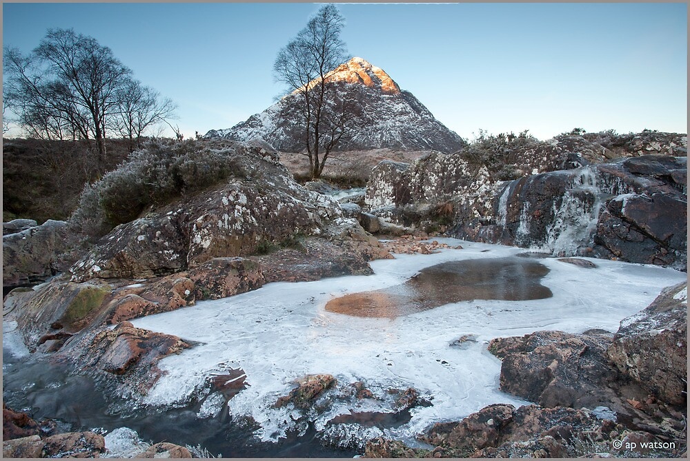 The Buachaille by Andrew Watson