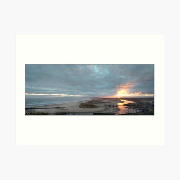 Lossiemouth, Moray, Scotland Art Print