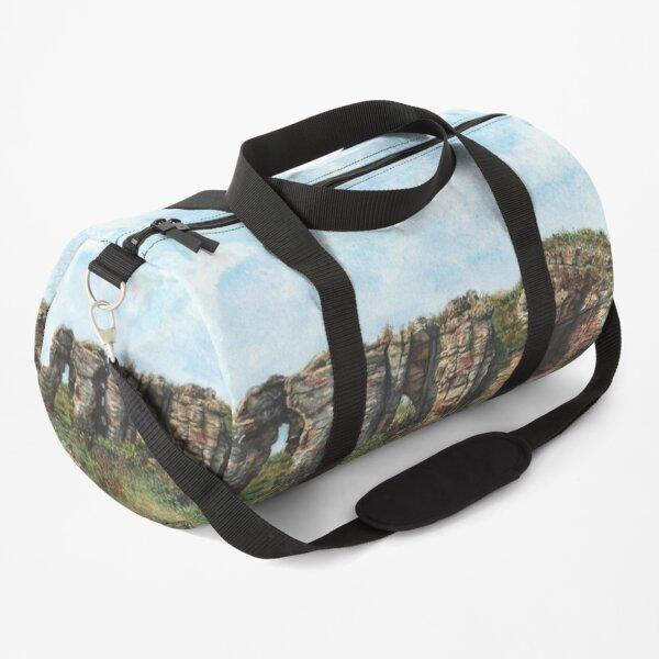 Caves of Caiplie, Fife Duffle Bag