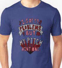 Perfect Pitch Unisex T-Shirt