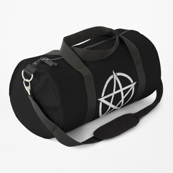 Pentagram occult occult witch gothic gift idea Duffle Bag