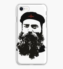 Ned Kelly Meets Che - any colour shirt iPhone Case/Skin