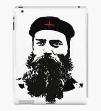 Ned Kelly Meets Che - any colour shirt iPad Case/Skin
