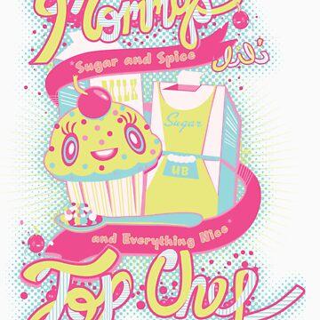 MOMMY'S LIL TOP CHEF by UrbanBratz