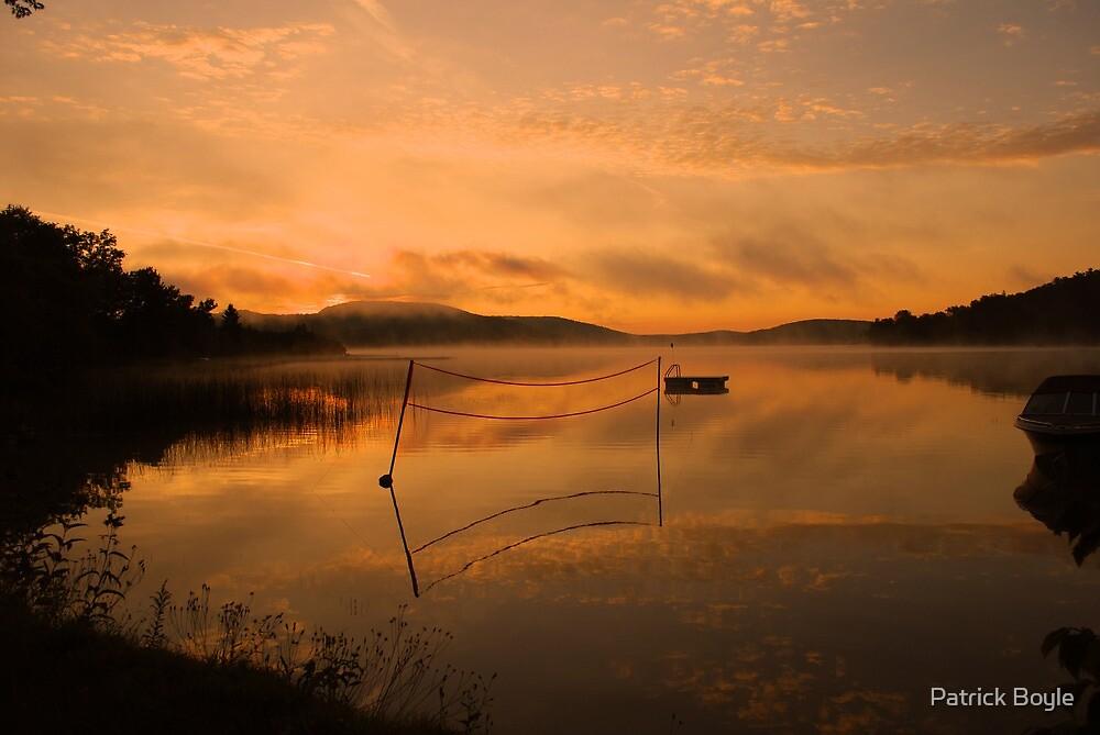 Early Sunrise by Patrick Boyle