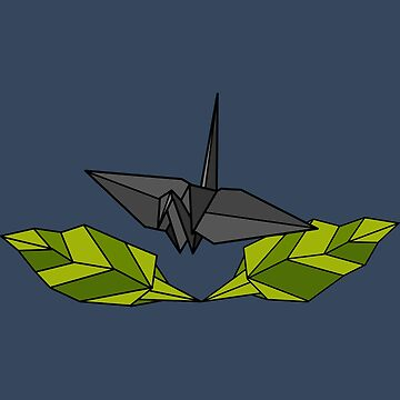 Origami Crest by falcon56