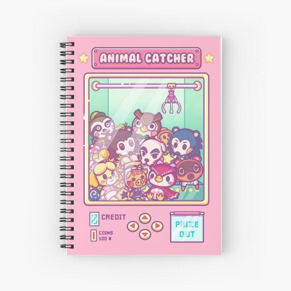 Animal Catcher Spiral Notebook