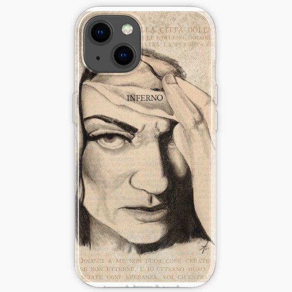 Dante's Inferno x lilith pt2 - iphone cover iPhone Soft Case