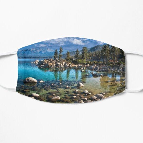 Sand harbor Morning - Lake Tahoe Mask