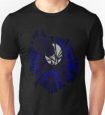 Luna Cutie mark Explosion Unisex T-Shirt