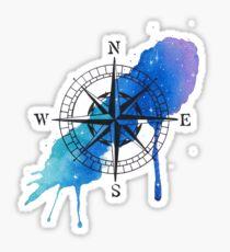 Star Lit Way Sticker
