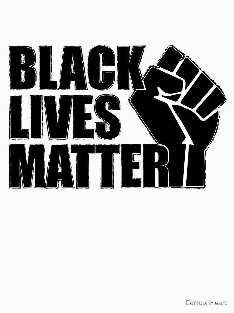 Black Lives Matter by CartoonHeart