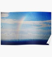 Paint Me The Rainbows Poster