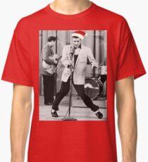 merry christmas elvis Classic T-Shirt