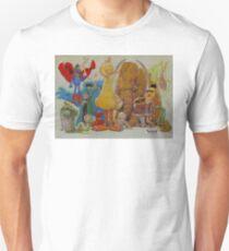 Sesame Strange Unisex T-Shirt