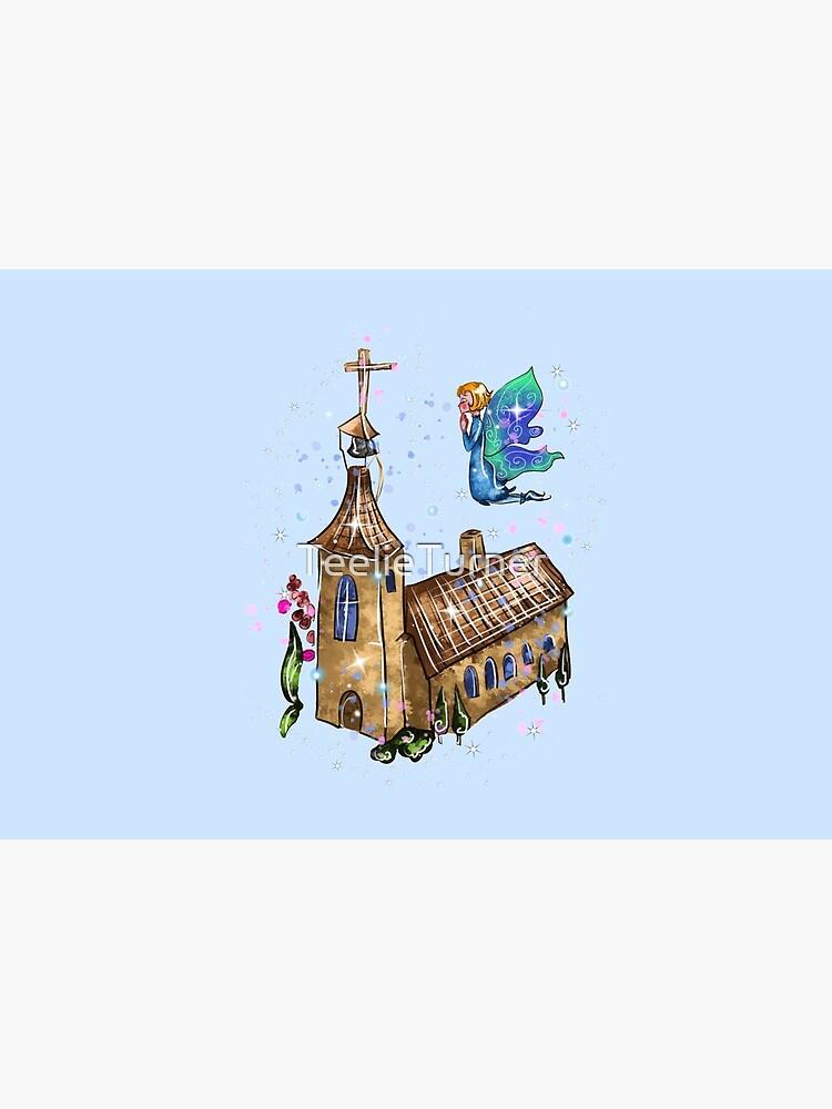 Cynder The Church Fairy™ by TeelieTurner