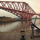 Anchor By The Bridge. by ninjabob