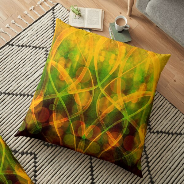 Wan Smoke Floor Pillow