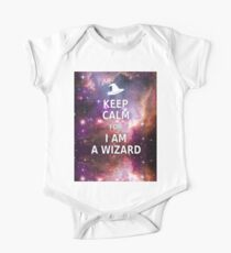 I am a Wizard One Piece - Short Sleeve