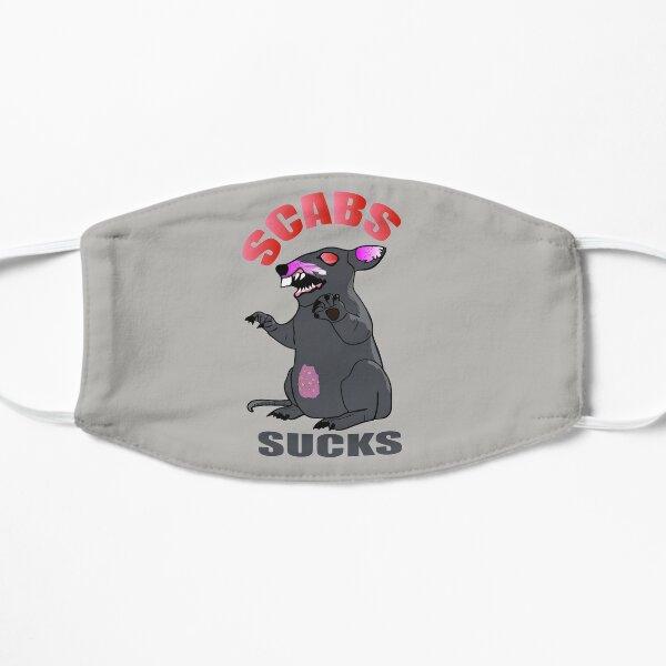 ¡LAS CUCHILLAS CHUPA! - Scabby la rata Mascarilla
