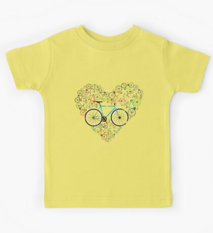 I Love My Bike Kids Clothes