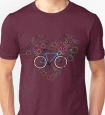 I Love My Bike Unisex T-Shirt