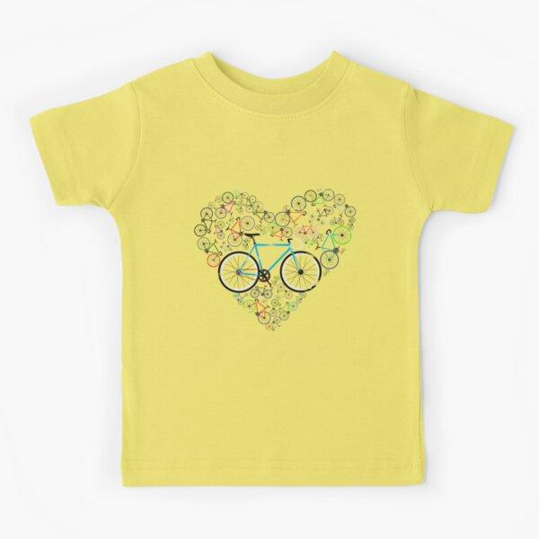 I Love My Bike Kids T-Shirt